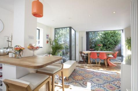 Tresco Road, Nunhead, SE15. 4 bedroom end of terrace house for sale