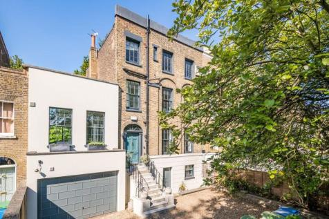 Peckham Rye, East Dulwich, SE22. 5 bedroom detached house for sale
