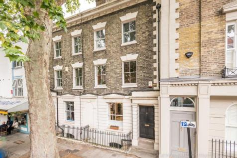 Camberwell Grove, Camberwell, SE5. 4 bedroom terraced house for sale