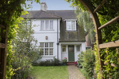 Love Walk, Camberwell, SE5. 4 bedroom semi-detached house for sale