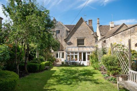 Market Place, Northleach, Cheltenham. 5 bedroom town house