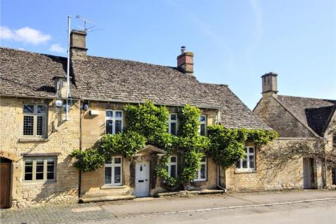 Sheep Street, Burford. 5 bedroom character property