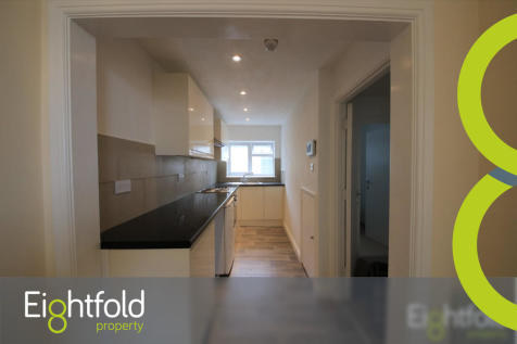 Powis Road, Brighton. 4 bedroom flat share