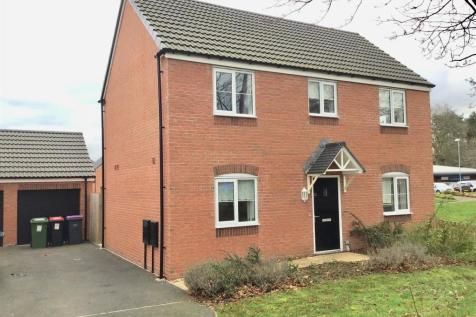 Lawton Farm Way, Leegomery, Telford, TF1 6PP. 3 bedroom detached house