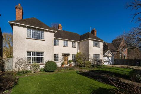 Belbroughton Road, Oxford, Oxfordshire, OX2. 5 bedroom detached house for sale