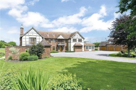 Stratford Road, Henley-In-Arden, B95. 6 bedroom detached house for sale