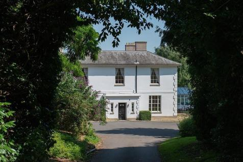 Peterstow, Ross-On-Wye, Herefordshire, HR9.. 7 bedroom detached house for sale