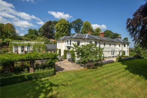Spaxton, Bridgwater, Somerset, TA5. 9 bedroom detached house