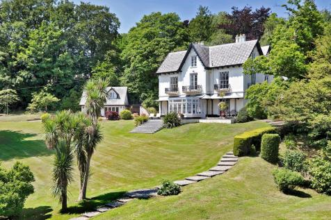 Elysian Fields, Sidmoouth, Sidmouth, Devon, EX10. 6 bedroom detached house