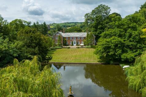 Bradninch, Exeter, Devon, EX5. 7 bedroom detached house for sale