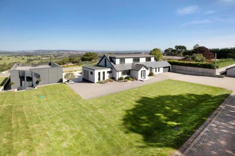 Church Hill, Pinhoe, Exeter, Devon, EX4. 8 bedroom detached house for sale