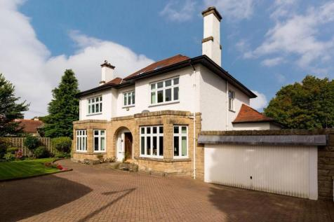 Ravelston Dykes, Murrayfield, Edinburgh, EH12. 6 bedroom detached house for sale