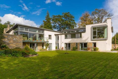 Kinellan Road, Murrayfield, Edinburgh EH12. 6 bedroom detached house for sale