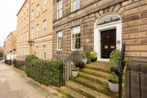 Dublin Street, New Town, Edinburgh, EH3. 4 bedroom flat for sale