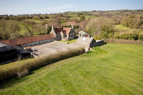 Upper Littleton, Winford, Bristol, BS40. 5 bedroom detached house for sale