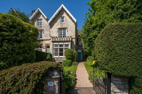 Clifton Park, Clifton, Bristol, BS8. 6 bedroom town house