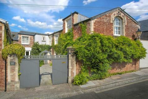 Litfield Road, Bristol, BS8. 4 bedroom semi-detached house