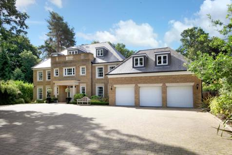 Friary Road, Ascot, Berkshire, SL5. 7 bedroom detached house for sale