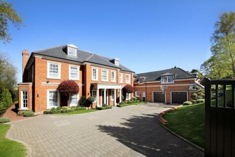 Fishers Wood, Sunningdale, Berkshire, SL5. 7 bedroom detached house for sale