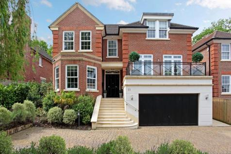 Pelling Hill, Old Windsor, Windsor, Berkshire, SL4. 5 bedroom town house for sale