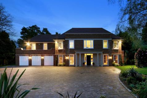 Fishers Wood, Sunningdale, Berkshire, SL5.. 7 bedroom detached house for sale