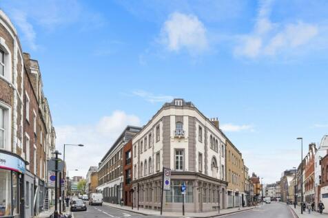 Britannia Street, London, WC1X. 1 bedroom flat
