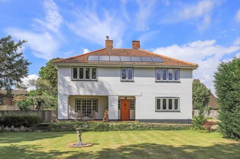 Bereweeke Road, Winchester, Hampshire, SO22. 4 bedroom detached house