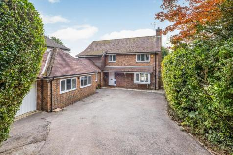Olivers Battery Road North, Winchester, Hampshire, SO22. 5 bedroom detached house