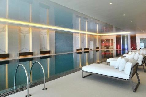 2.0.G02 Navigator Wharf, Royal Arsenal Riverside, Plumstead Road, Woolwich, London, SE18. 3 bedroom flat