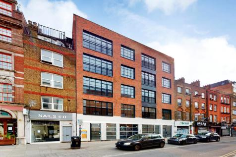 Apartment 8, Osborn Apartments, Osborn Street, London, E1 6TD. 1 bedroom flat for sale