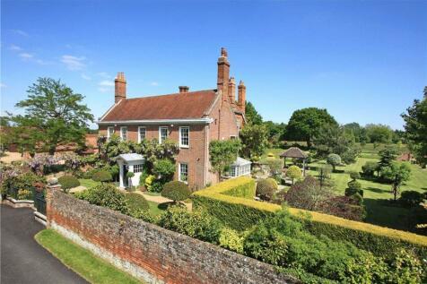 Sutton Park, Sutton Green, Guildford, Surrey, GU4. 7 bedroom detached house for sale