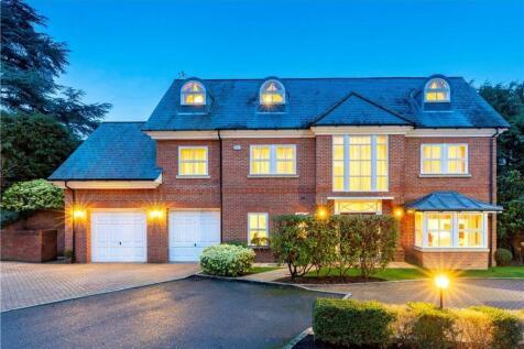 Cranley Dene, Guildford, Surrey, GU1. 6 bedroom detached house for sale