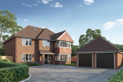 Merrow Croft, Guildford, Surrey, GU1. 6 bedroom detached house