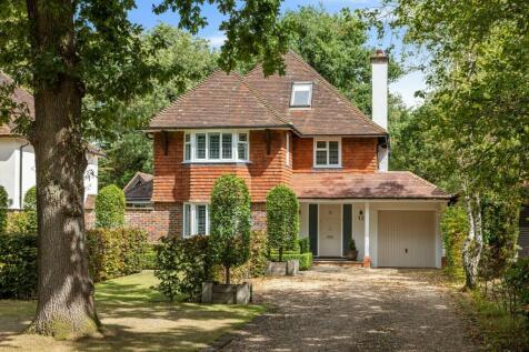 Ganghill, Guildford, Surrey, GU1. 4 bedroom detached house for sale
