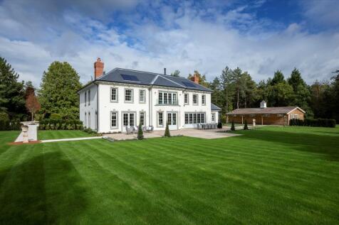 Tilford, Farnham, Surrey, GU10. 7 bedroom detached house for sale
