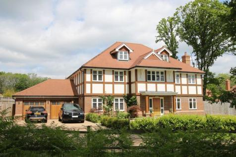 Fern Mead, Cranleigh. 6 bedroom detached house