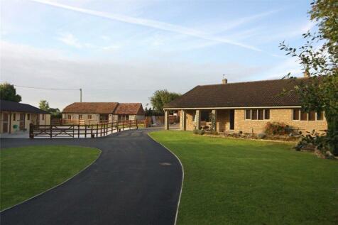 Pen Selwood, Wincanton, Somerset. 4 bedroom detached house