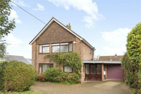 Combe Street Lane, Yeovil, Somerset. 4 bedroom detached house for sale