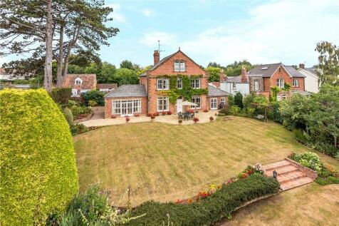 Summerlands, Yeovil, Somerset. 6 bedroom detached house