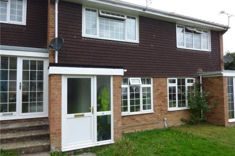 Ivy Walk, Yeovil, Somerset. 2 bedroom terraced house