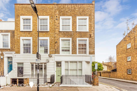 Allen Road, N16. 1 bedroom flat