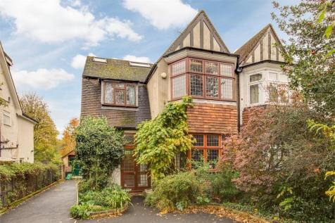 Kent Gardens, Ealing, Ealing, London.. 5 bedroom semi-detached house for sale
