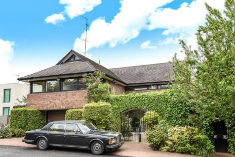 Westover Hill, Hampstead, NW3. 5 bedroom detached house for sale