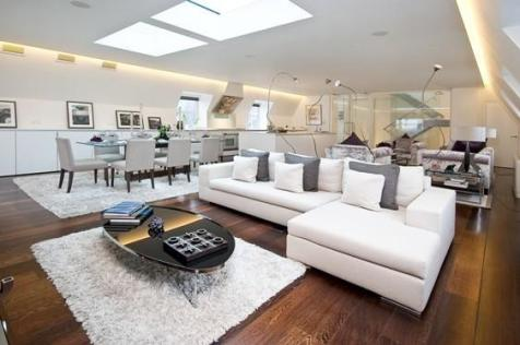 Boydell Court, St Johns Wood, NW8, NW8. 3 bedroom apartment
