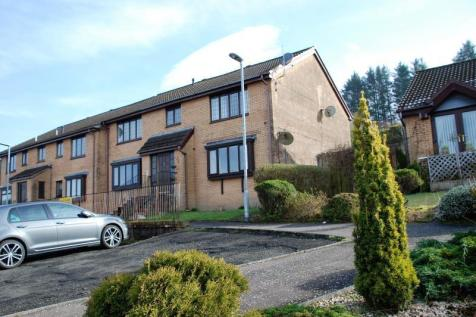 Taymouth Drive, GOUROCK FURNISHED. 1 bedroom flat