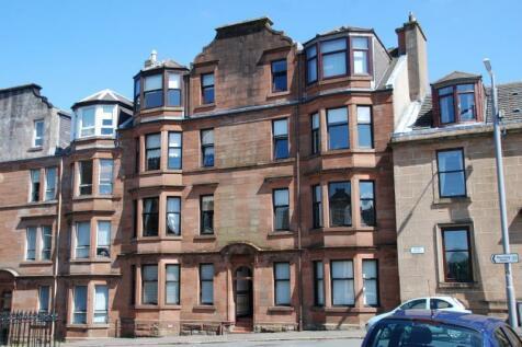 Bank Street, GREENOCK FURNISHED. 2 bedroom flat