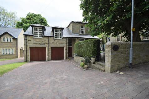 The Stables, 1 Norfolk Close, Edgerton, Huddersfield HD1 5NJ. 4 bedroom detached house for sale