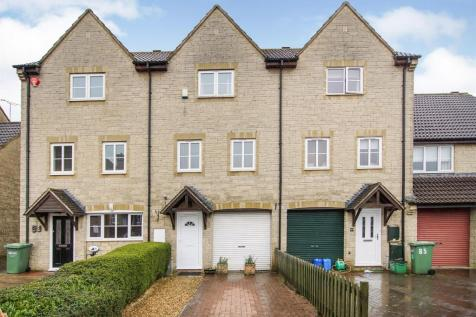 Couzens Close, Chipping Sodbury, BRISTOL. 3 bedroom town house for sale