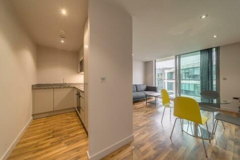 Solly Street, City Centre, Sheffield, S1. 2 bedroom flat