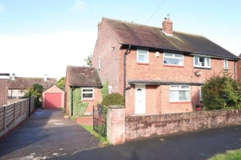 Geltsdale Avenue, Durranhill, Carlisle, CA1. 3 bedroom semi-detached house for sale